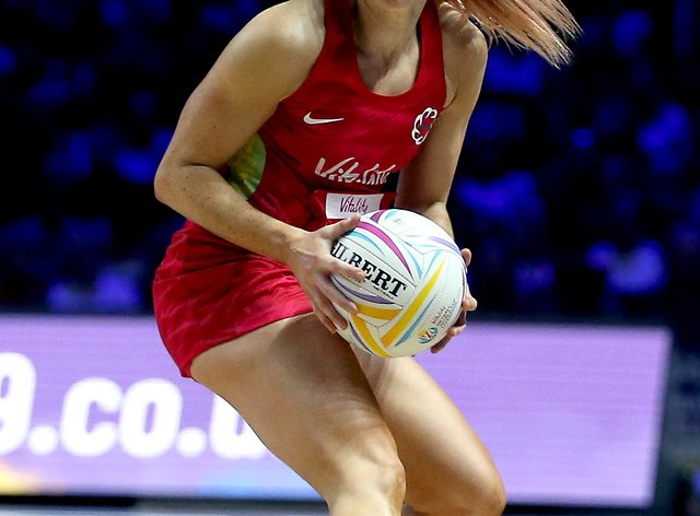 Jade Clarke has signed for Leeds Rhinos Netball