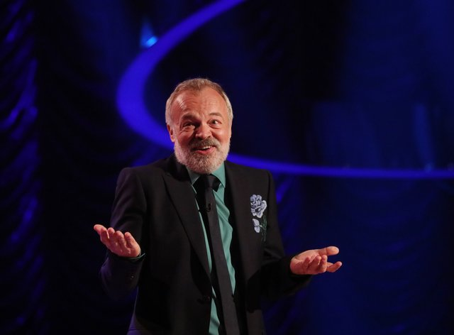 Graham Norton has questioned the BBC's decision on same-sex pairings