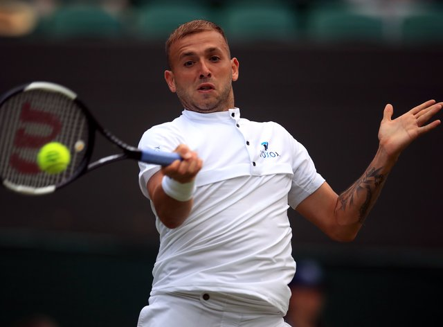 Dan Evans was unhappy at his integrity being called into question at Roland Garros