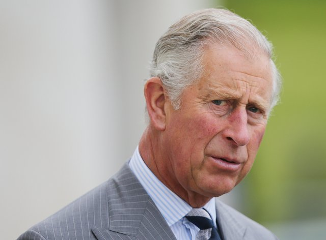 Prince of Wales plants campaign