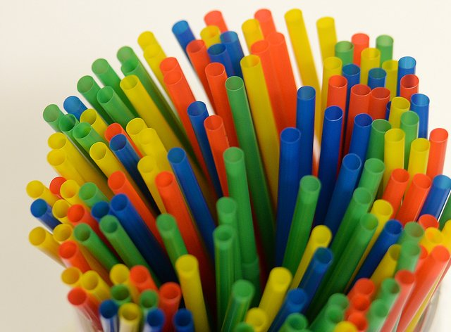 Plastic straws, stirrers and cotton buds have been banned