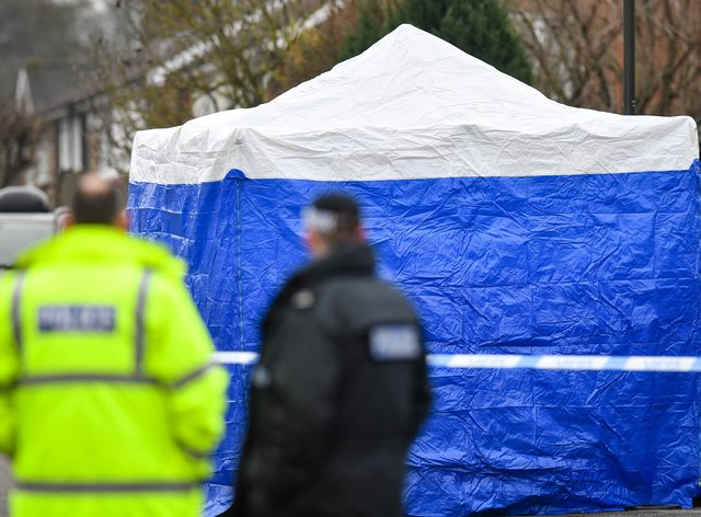 Duffield double murder