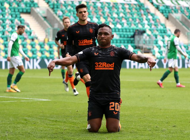 Morelos has made a name for himself since joining Rangers