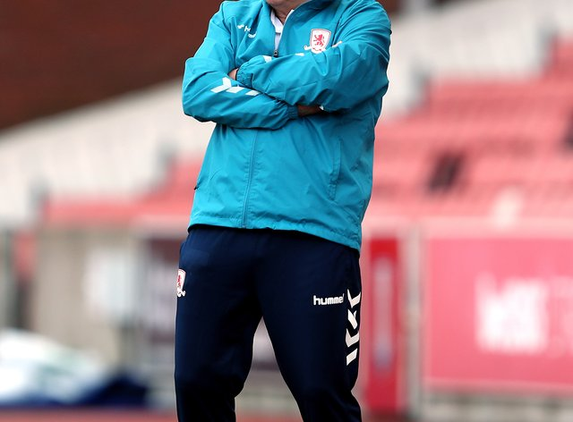 Neil Warnock is not happy with what he has seen