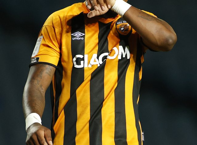 Hull' Mallik Wilks has a chance of facing Plymouth this weekend
