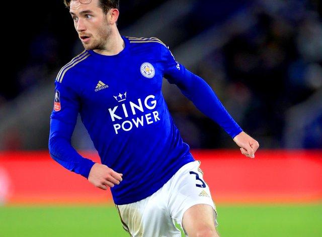 Ben Chilwell File Photo