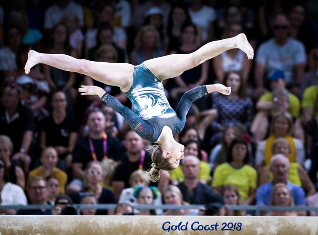 Alice Kinsella won European gold last year (