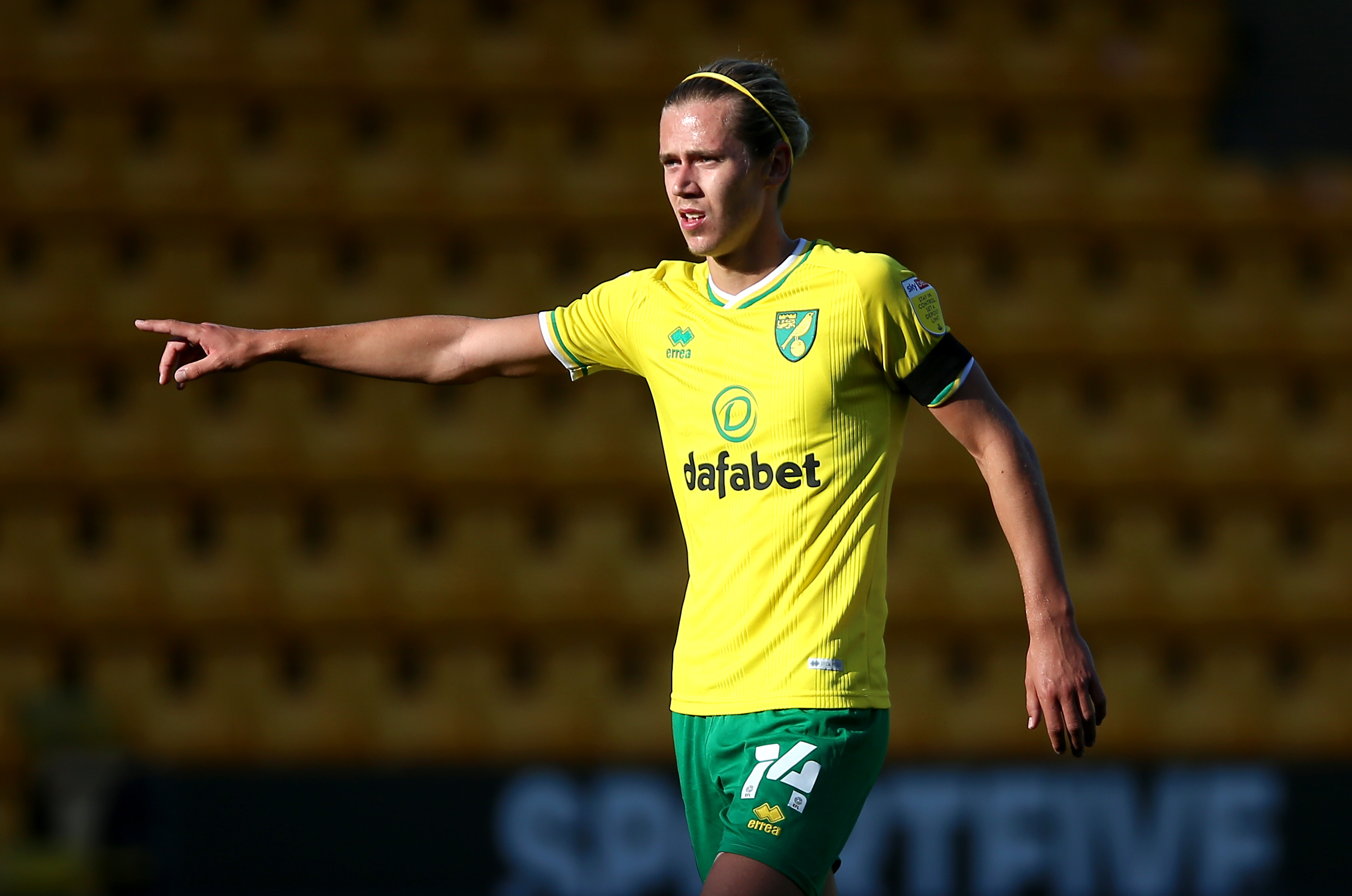 Daniel Farke has decision to make over Emi Buendia and Todd Cantwell