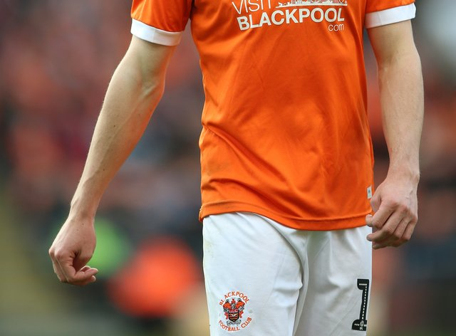 Blackpool are without Matty Virtue against Lincoln
