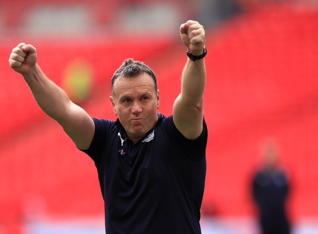 Dundee United boss Micky Mellon is loving life on Tayside