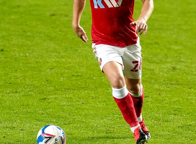 Charlton's Ben Watson will hope for a first league start for the club against Sunderland