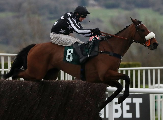 Imperial Aura could make his return to action at Carlisle next month