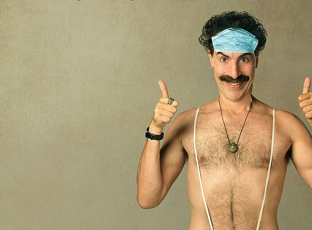 <p>The Borat sequel was released ahead of the US election last year</p>