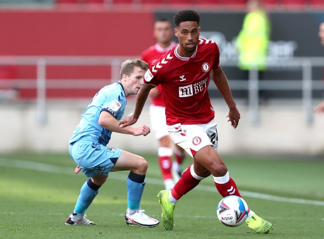 Bristol City v Coventry City – Sky Bet Championship – Ashton Gate