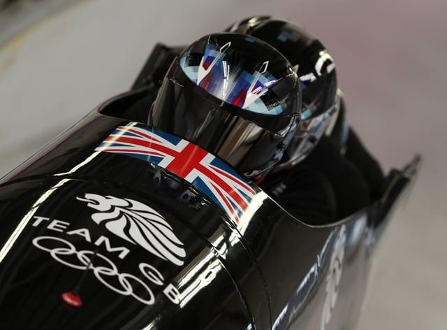 Great Britain bobsleigh