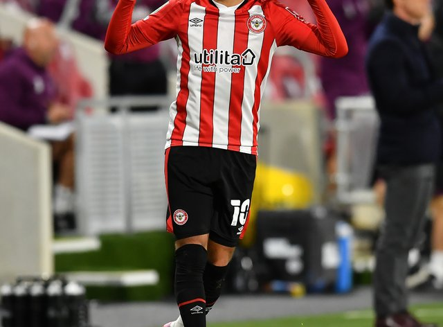 Said Benrahma helped Brentford to victory over Fulham