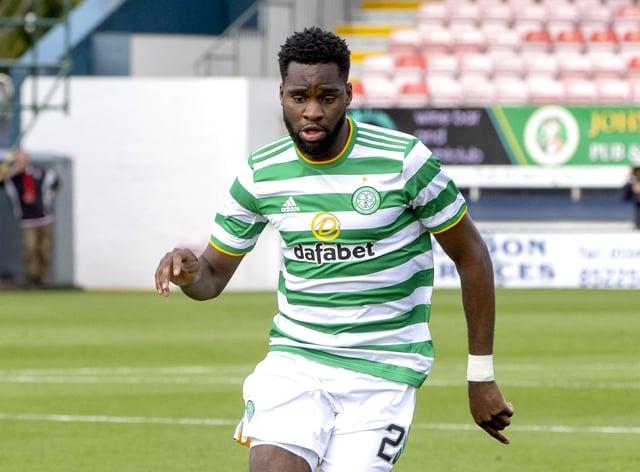 Odsonne Edouard scores Celtic winner
