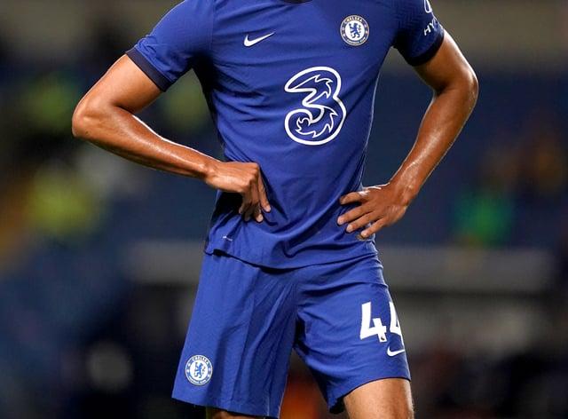 Jon Russell has left Chelsea to spend the season at Accrington