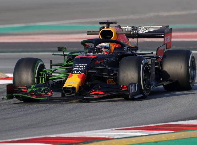 Formula One Pre-Season Testing – Day Three – Circuit de Barcelona – Catalunya