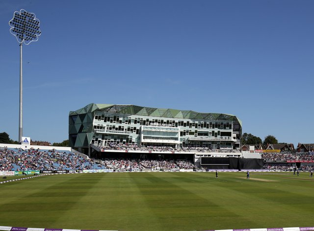 A review is under way of racism at Yorkshire.