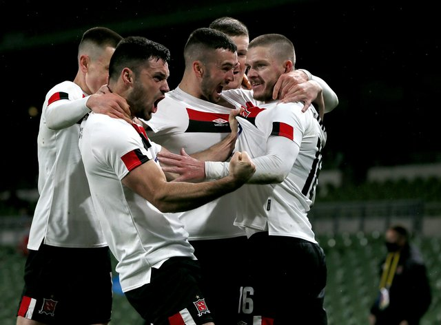 Dundalk's players can look forward to a trip to the Emirates Stadium later this year