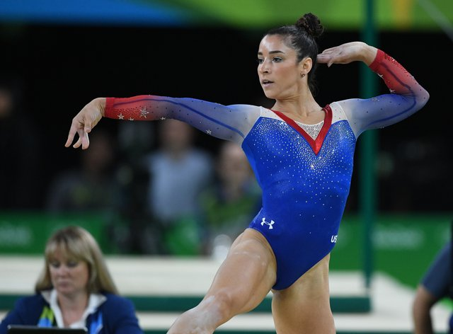 Alexandra Raisman said this interview was her 'favourite' after opening up about her OCD