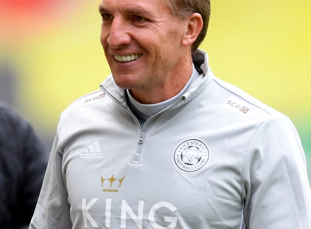 Leicester manager Brendan Rodgers is happy with his transfer business