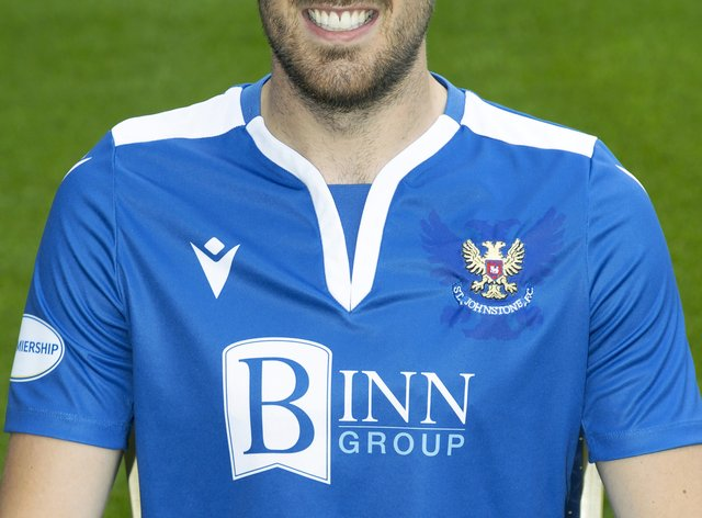 Callum Booth is in contention to face Celtic