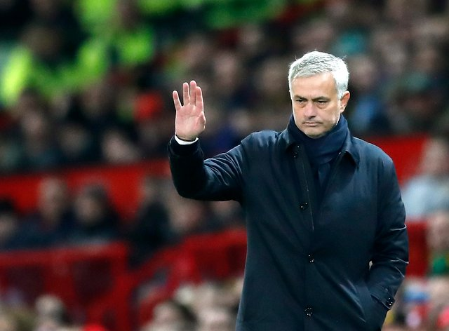 Jose Mourinho returns to Old Trafford again on Sunday