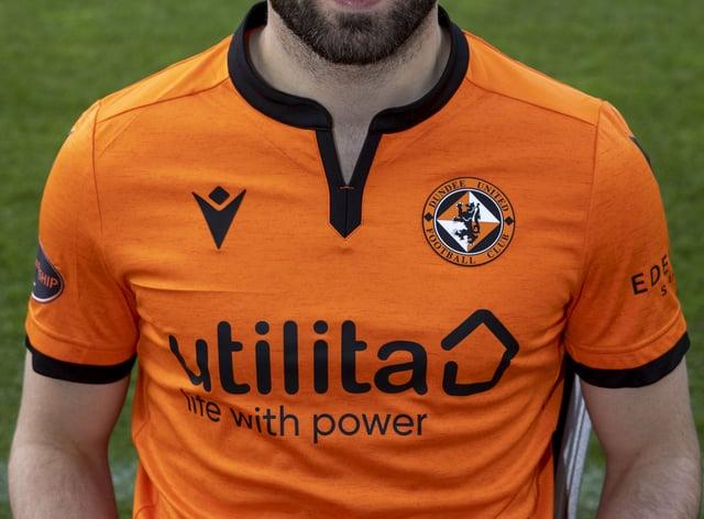 Nicky Clark scored for Dundee United