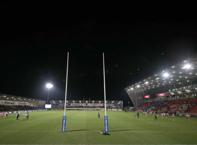 Premiership Rugby have yet to confirm whether Sale's crucial game against Worcester at the AJ Bell Stadium will go ahead