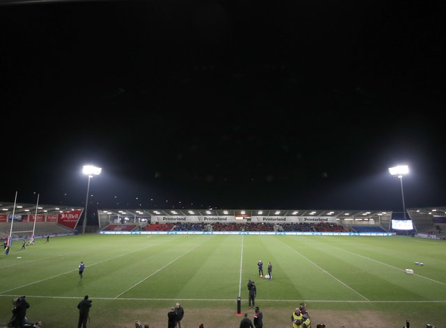 Sale and Worcester are scheduled to play on Sunday at the AJ Bell Stadium