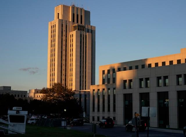 Walter Reed Hospital