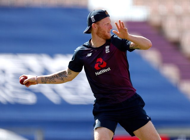 Ben Stokes left England in August to return to New Zealand to be with his family (Adrian Dennis/NMC Pool/PA)