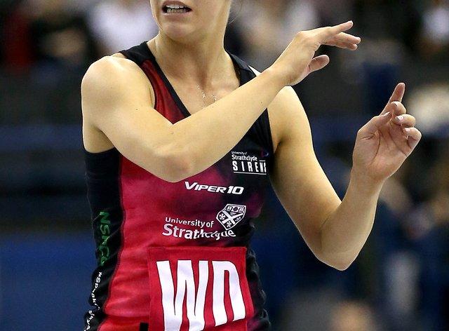 Gia Abernethy set to spend another season with Sirens