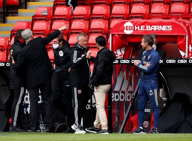 Mikel Arteta knows all about Chris Wilder's side