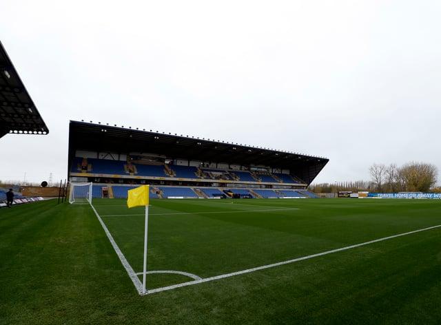 Oxford's Kassam Stadium