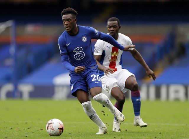 Chelsea v Crystal Palace – Premier League – Stamford Bridge