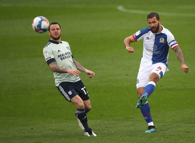 Blackburn Rovers v Cardiff City – Sky Bet Championship – Ewood Park