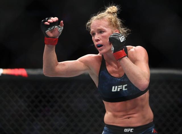 UFC Fight Night: Holm vs. Aldana FREE LIVE STREAM (10/3/20