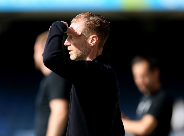 Mark Molesley's side are off the mark