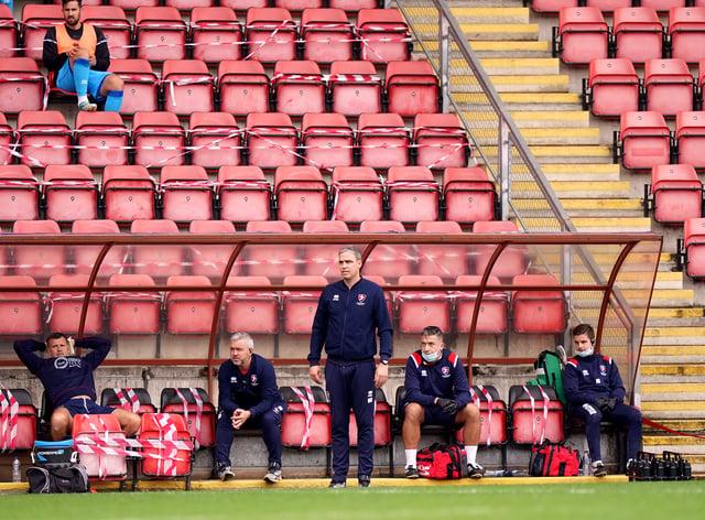 Michael Duff's Cheltenham beat Leyton Orient