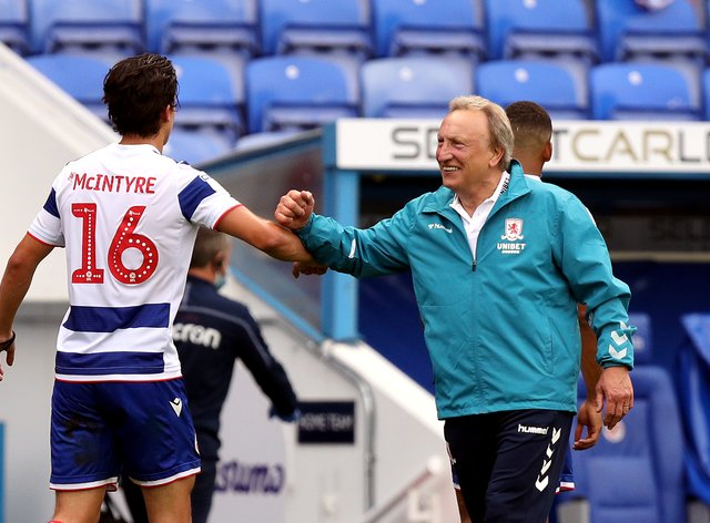 Neil Warnock celebrated his managerial milestone with a win