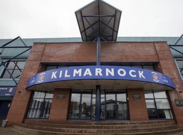 Kilmarnock file photo