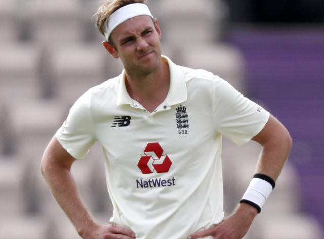Stuart Broad accepts that player pay cuts are on the cards.