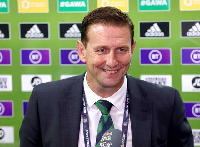 Ian Baraclough will take his Northern Ireland side to face Bosnia and Herzegovina next week