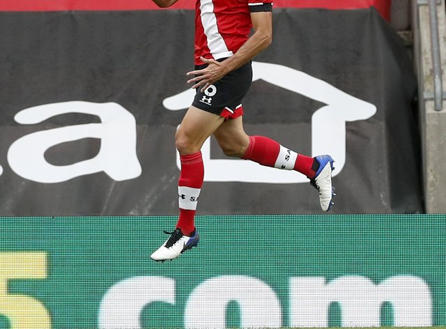 Southampton's Oriol Romeu received Ralph Hasenhuttl's praise following his volley against West Brom