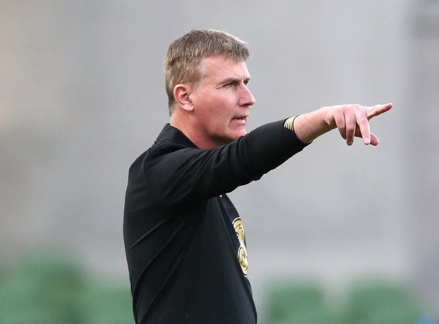 """Stephen Kenny is calling for his Republic of Ireland side to produce """"something extraordinary"""" in Slovakia"""