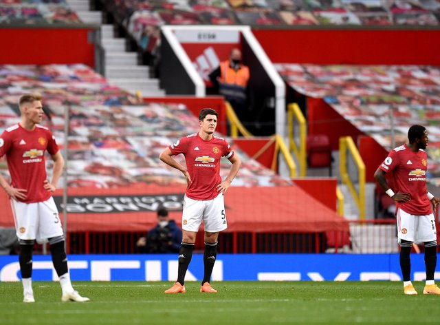 Manchester United were hammered 6-1 by Tottenham