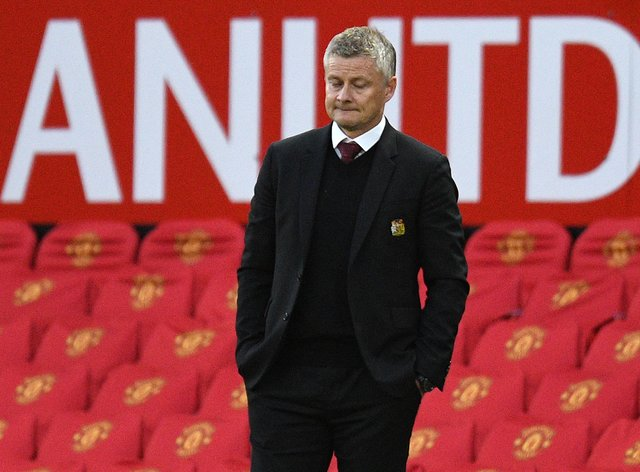 Ole Gunnar Solskjaer said he had suffered his worst day in football